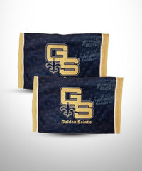 Sublimated Golf Towels GS-Navy
