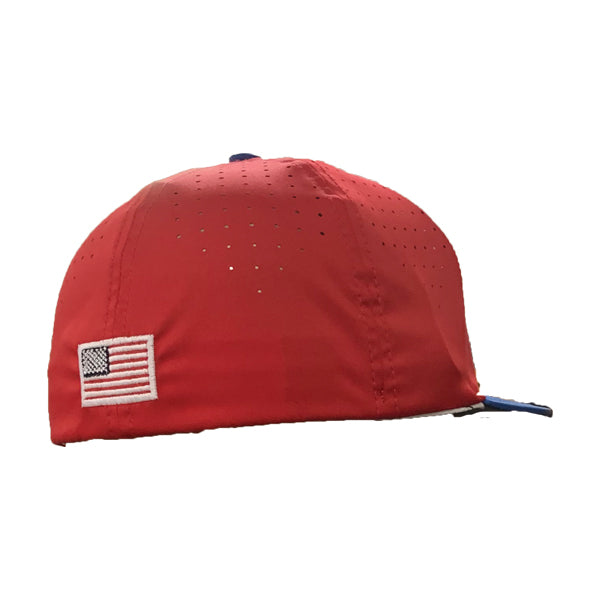 Evo9x EVO USA Mid-Profile Breathable Performance Hat