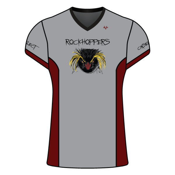 Evo9x CM SELECT ROCKHOPPERS Full Dye Sublimated Women's Cap Sleeve Shirt