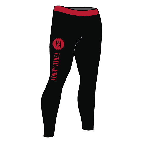 PERTH AMBOY WRESTLING WOMENS TIGHTS