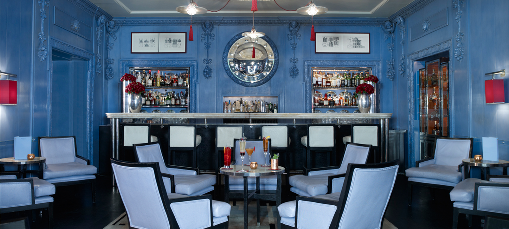 The Blue Bar at The Berkeley Hotel London
