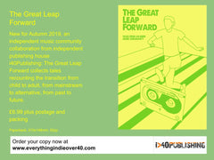 The i40 Music Journal + The Great Leap Forward bundle
