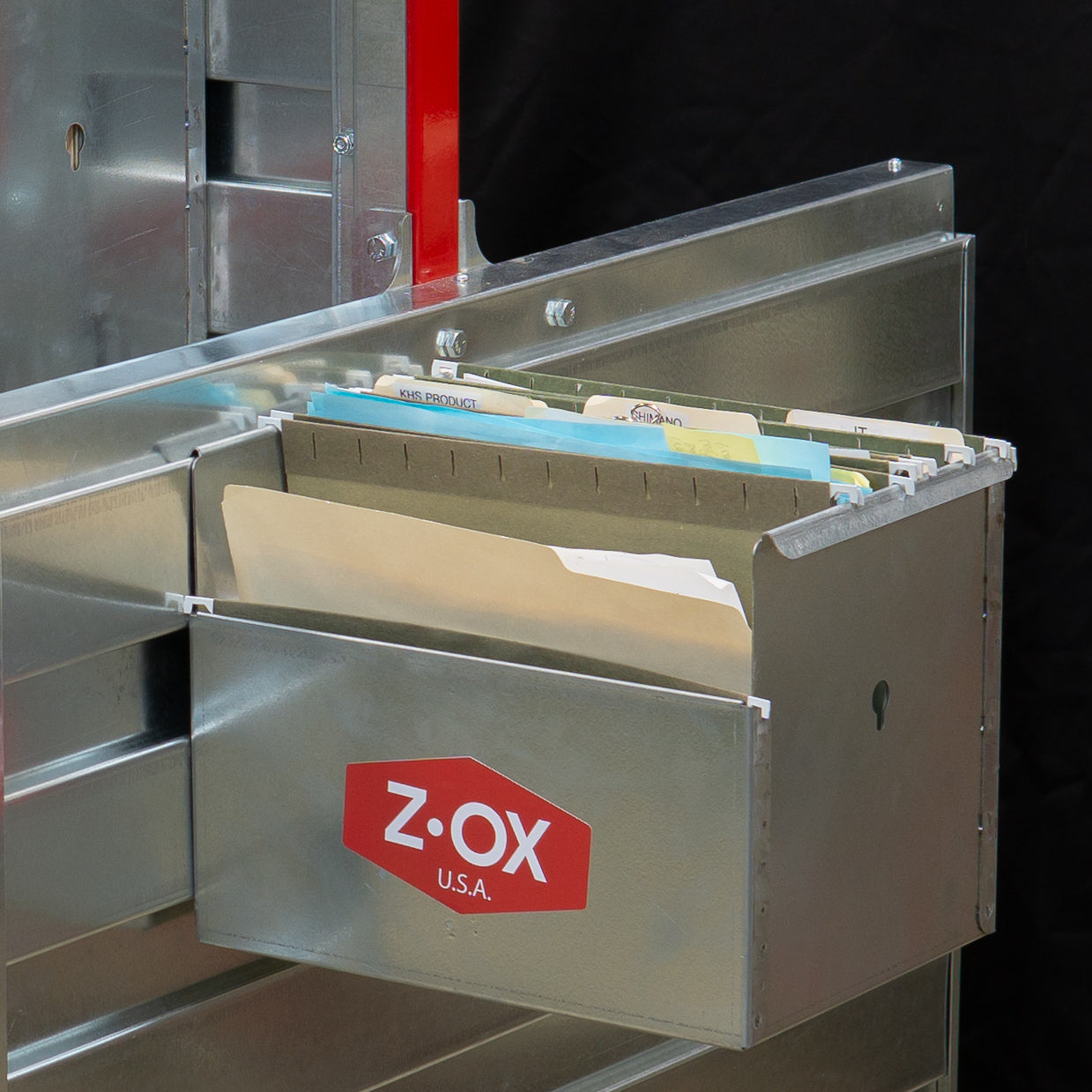 File Box - Z-OX Slatwall Solutions