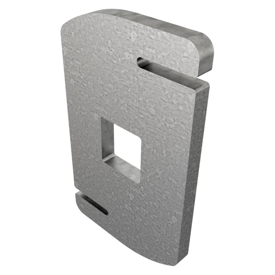 Shelf and Tool Lock - Z-OX Slatwall Solutions