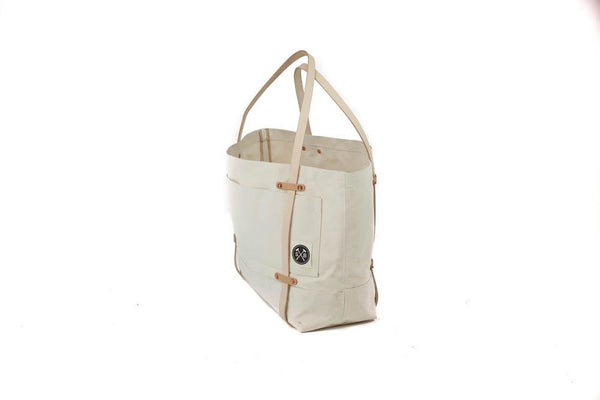 The Organic Cotton Natural Getaway Tote
