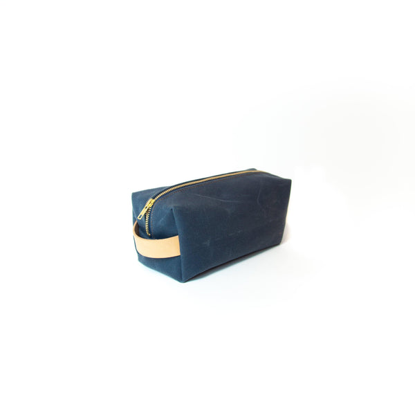 Dopp Kits Slate Blue