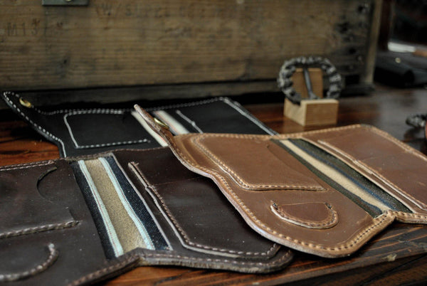 Jean Snap Wallet Natural Dublin -  - 3