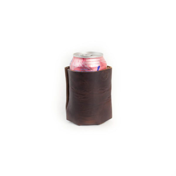 SB Leather Coozie