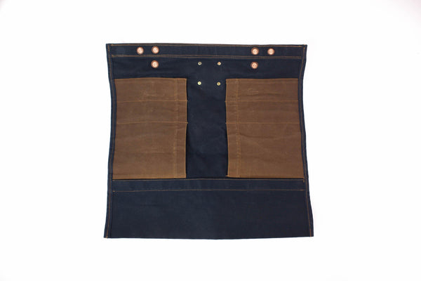 Waxed Canvas Overland Tool Car Vehicle Roll