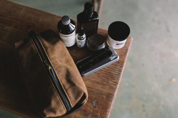 Dopp Kits Navy -  - 4