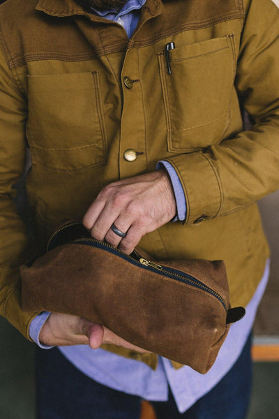 Dopp Kits Nutmeg -  - 4