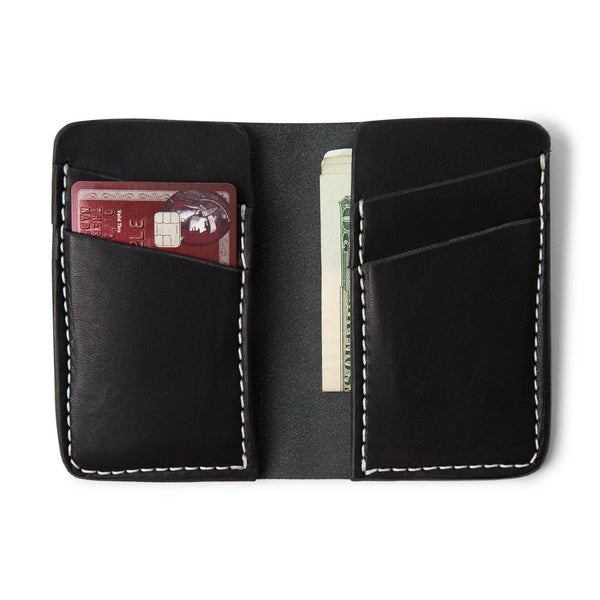 Kinneman Wallet in Black Dublin
