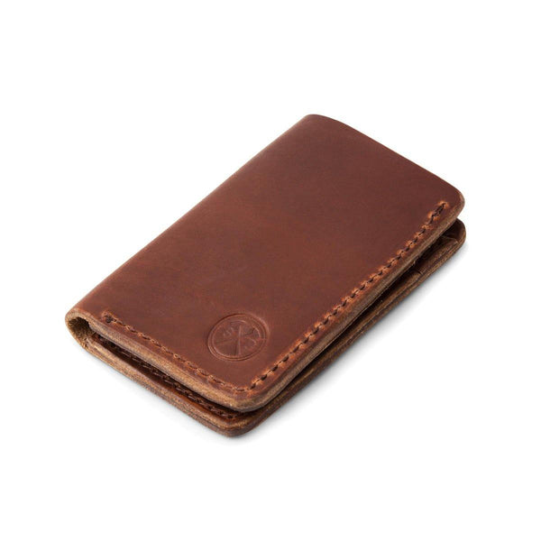 Kinneman Wallet in Natural Dublin