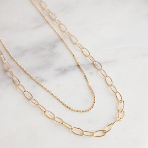 Charlotte Necklace-Pretty Simple Wholesale