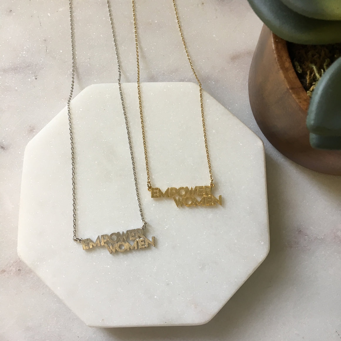 Empower Women Necklace - pretty-simple-2