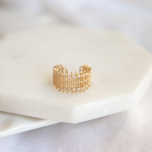 Royal Ring-Wholesale-Gold-Pretty-Simple