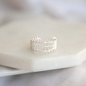 Royal Ring-Wholesale-Silver-Pretty-Simple