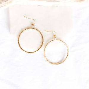 Halo Hoops-Wholesale-Gold-Pretty-Simple