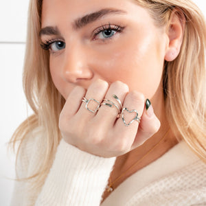 Delicate Pearl Choker - pretty-simple-2