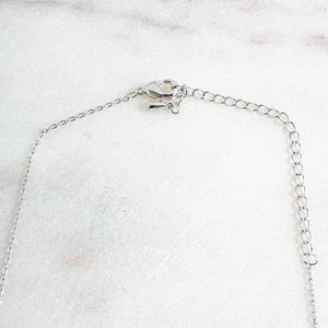 Waverly Wishbone Necklace