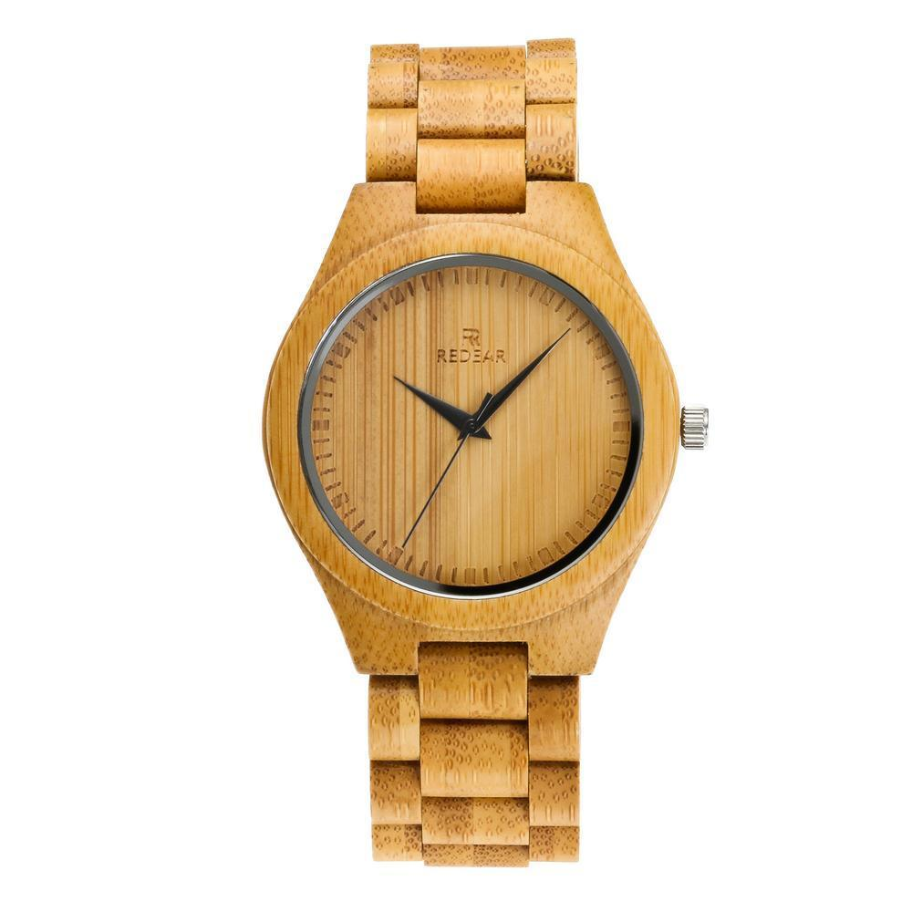 Bamboo Watch Japan Minister こうのたろう Taro Kono Watches Business watch Made of Bamboo Wooden Wristwatch for Men Women