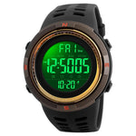 Load image into Gallery viewer, LED Digital Outdoor Sports Watch Men Waterproof Multifunction Mens Watches Casual Student Wrist watches
