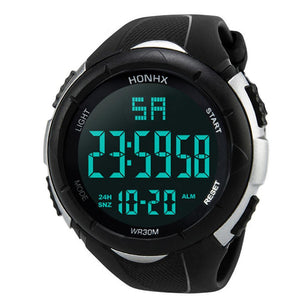 Luxury Analog Digital LED Sport Watch