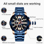 Load image into Gallery viewer, quartz-watch-men-watches