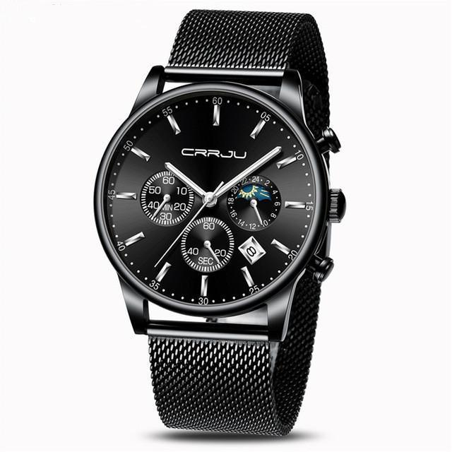 Quartz Waterproof Watch