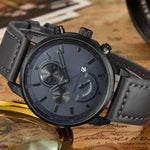 Load image into Gallery viewer, Curren Luxury Top Brand Men's Sports Watches Fashion Casual Military Wrist Watch Grey-Watch Outfitters