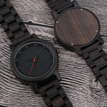Load image into Gallery viewer, Wooden Watches for Men/Women Slim Analog Quartz Minimalist Couple Wrist Watch-Watch Outfitters