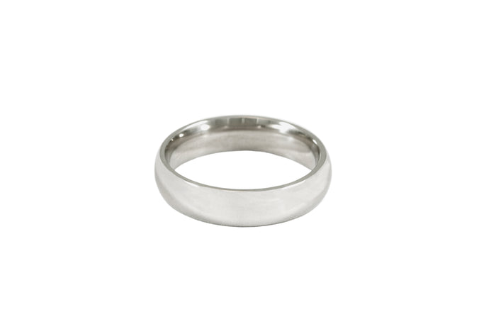 ALLIANCE OR BLANC 14K - ELUARD