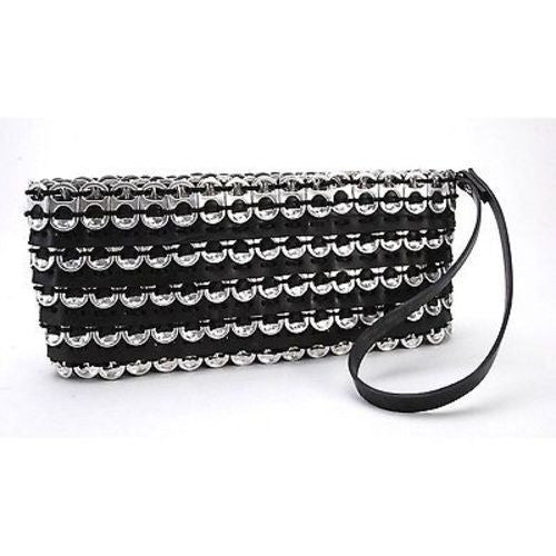 Soda Pull Clutch with Tire Handmade and Fair Trade