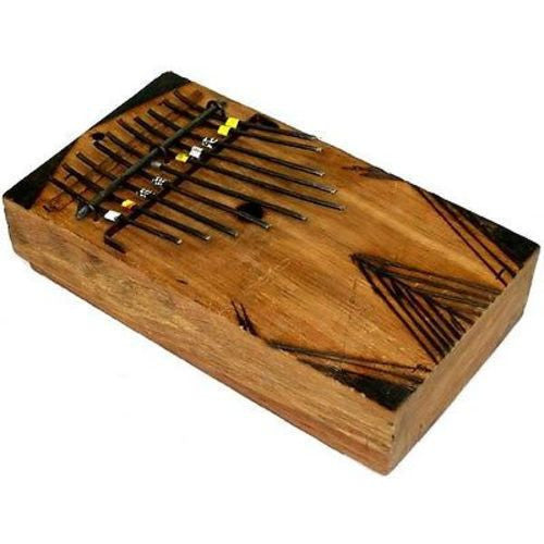 Large Kalimba Thumb Piano Handmade and Fair Trade