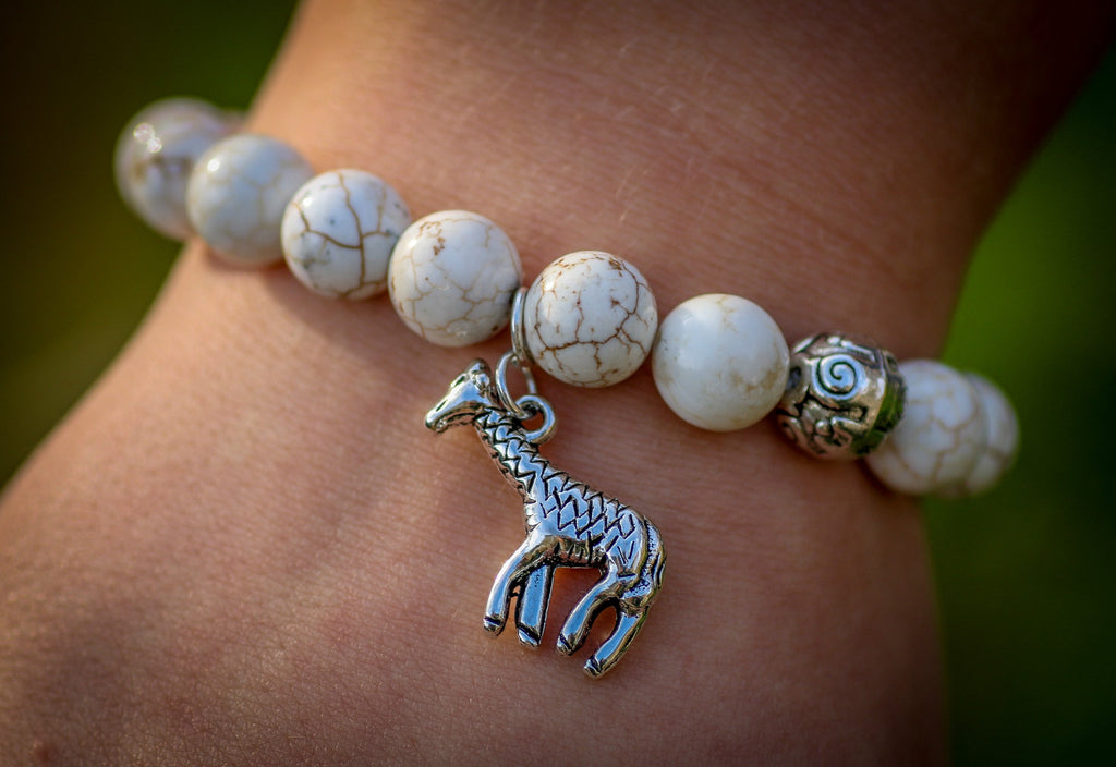 Giraffe Bracelet - Bracelets That Give Back