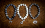 Safari Collection on Wood - Bracelets That Give Back