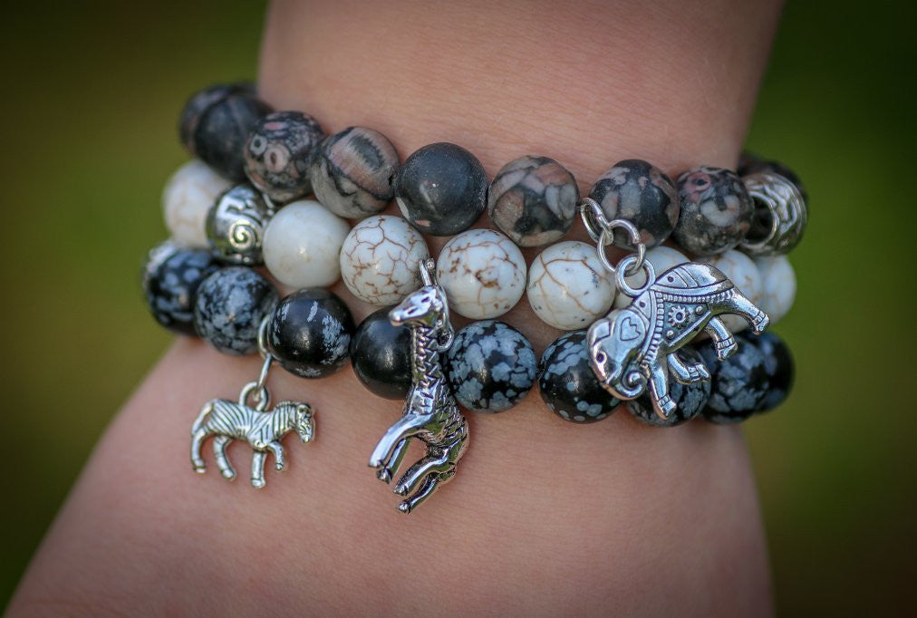 Safari Collection - Bracelets That Give Back
