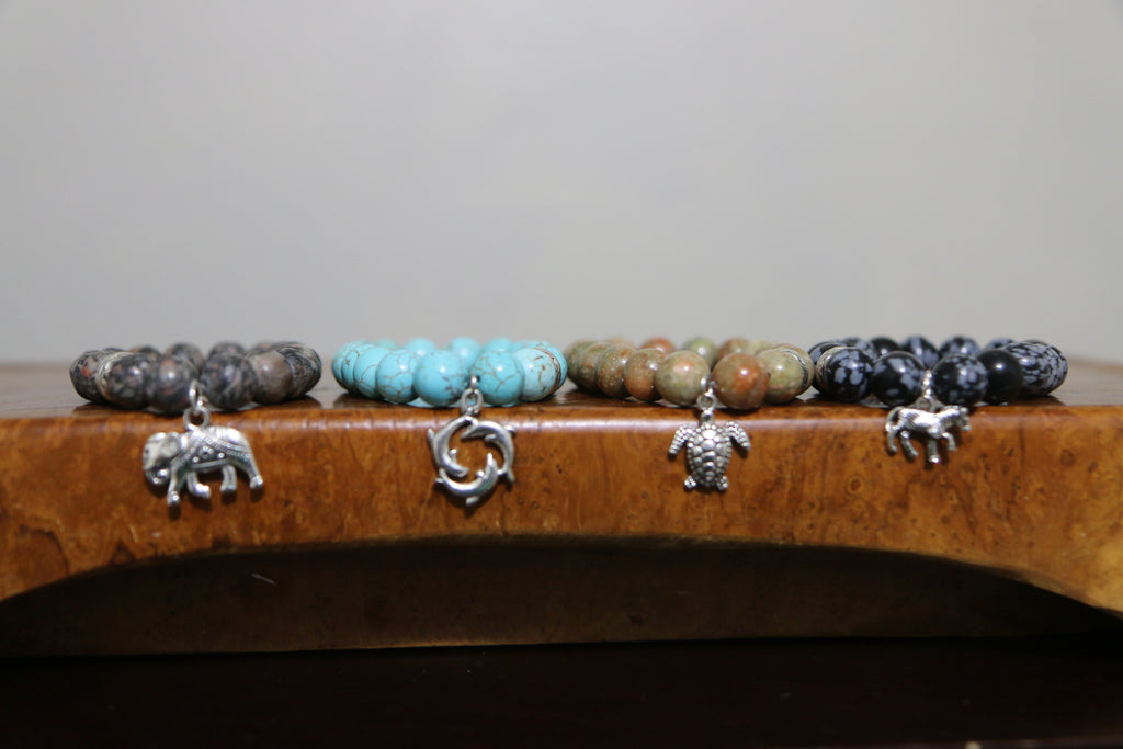 Elephant Bracelet by Green Global Travel
