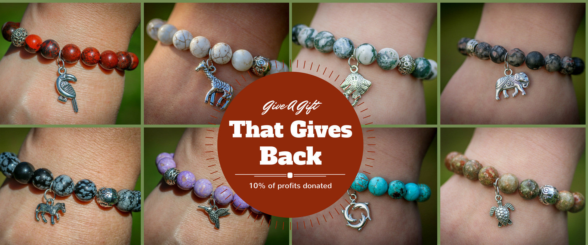 Bracelets That Give Back