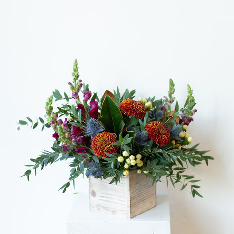 Bountiful Mix | Box Arrangement