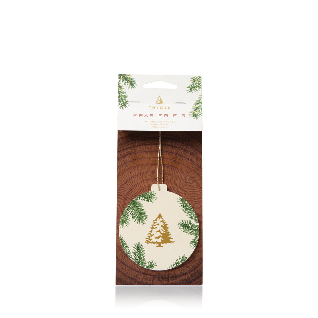 Frasier Fir • Decorative Sachet • Thymes