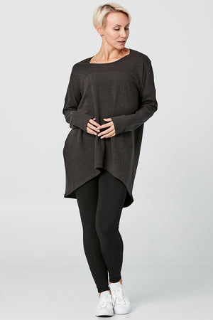 Slouchy Long Sleeve Tunic