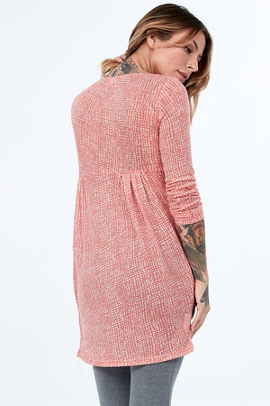 Peachy Tunic