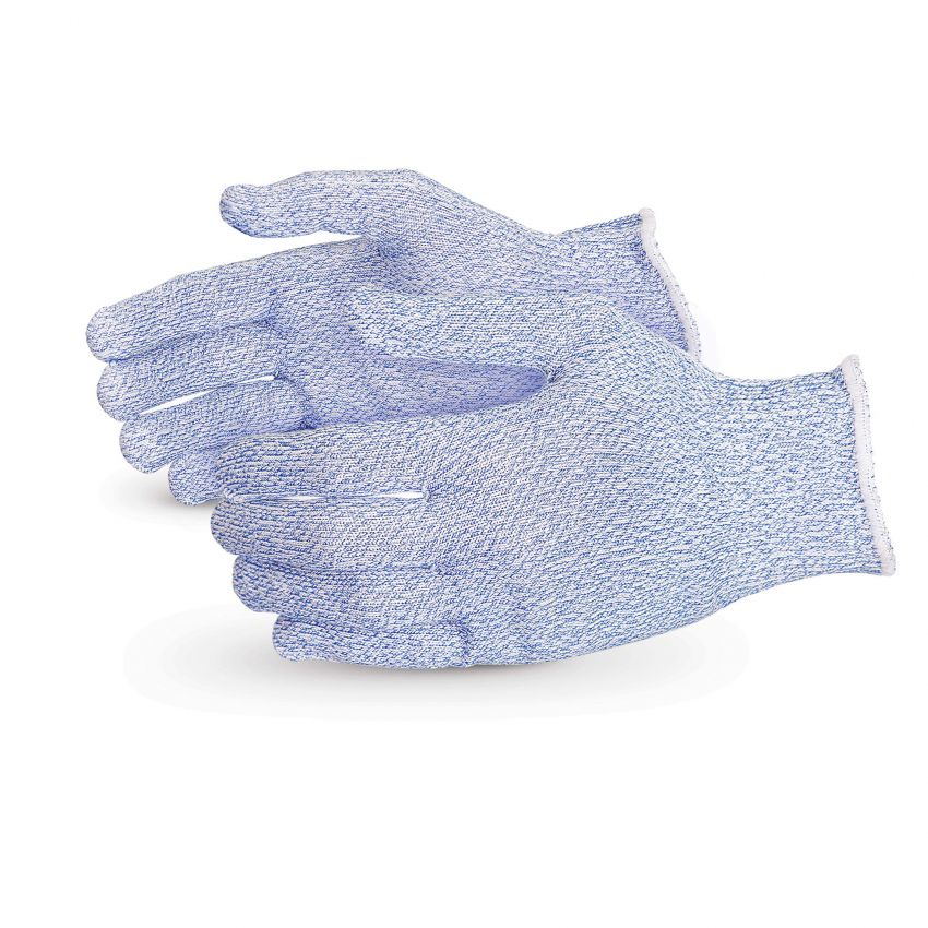 Cut/Abrasion Resistant Gloves - Uncoated Palm