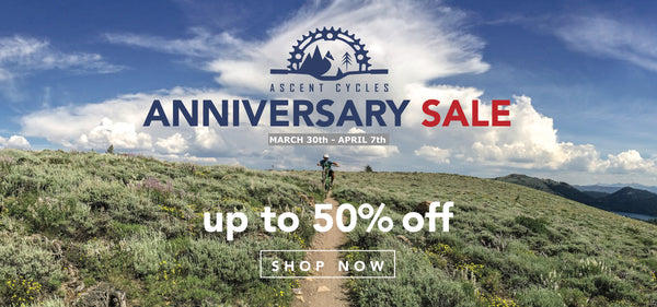 Anniversary Sale | March 29th - April 7th
