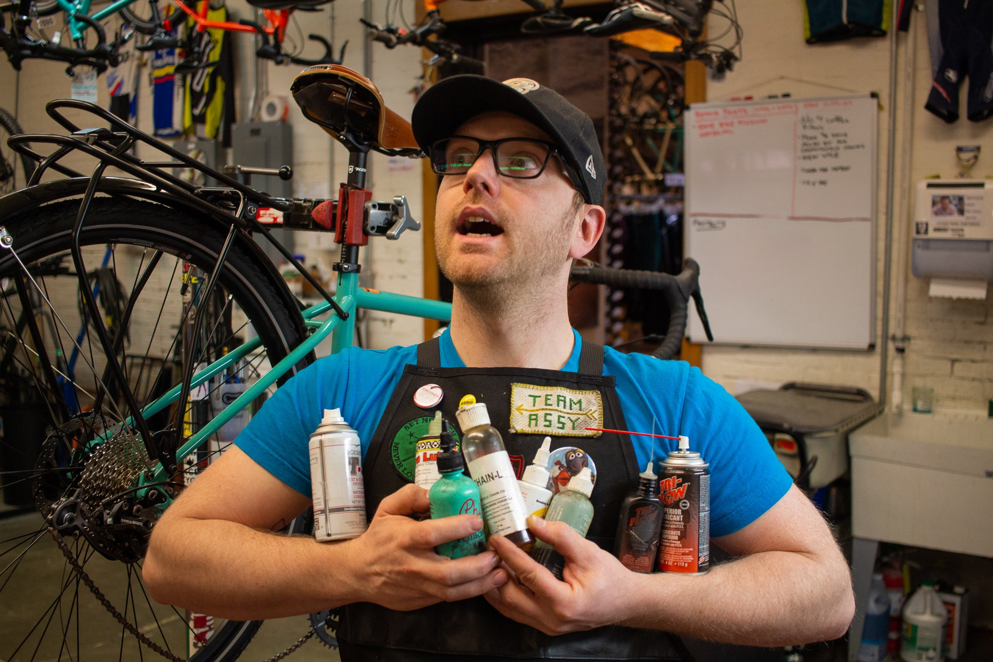 Justin's Basic Drivetrain Maintenance Guide, Part One: Quick And Dirty Chain Lubrication.