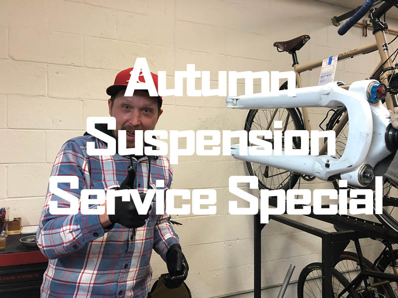 Autumn Suspension Service Special!