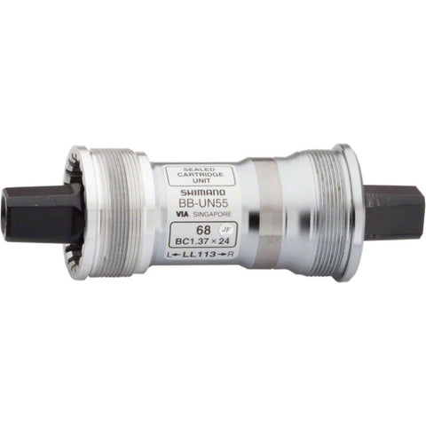 Shimano UN55 Square Taper English Bottom Bracket