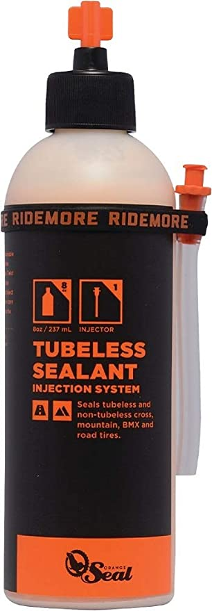 Orange Seal Tubeless Sealant - Injection System