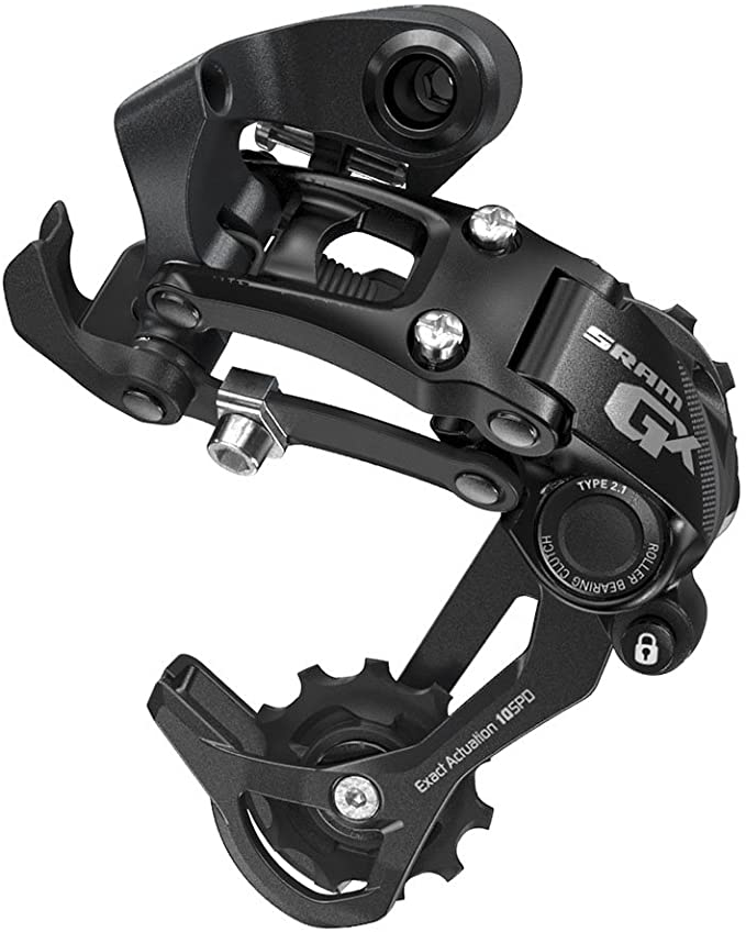 Sram Gx Type 2.1 10-Speed Medium Cage Rear De